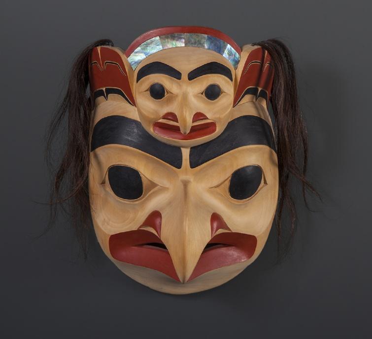 Hawk Eagle Dempsey Bob Tahltan Tlingit