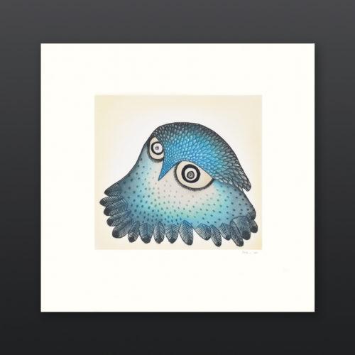 Innocent Owl Ningiukulu Teevee Inuit