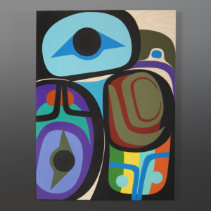 Hope Steve Smith contemporary painting eagle